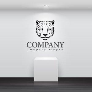 画像2: ヒョウ・動物・ロゴ・マークデザイン201