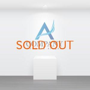 画像2: A・羽・三角・上昇・アルファベット・グラデーション・ロゴ・マークデザイン2140