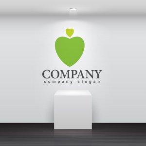 画像2: ハート・人・ロゴ・マークデザイン017