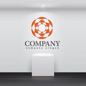 画像2: 輪・集合・輝き・ロゴ・マークデザイン297