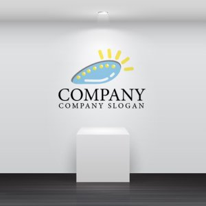 画像2: 光・ヘッドライト・LED・ロゴ・マークデザイン149