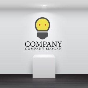 画像2: 光・電球・LED・ロゴ・マークデザイン150