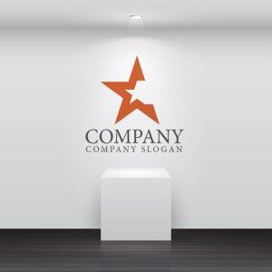 画像2: 星・光・上昇・移動・ロゴ・マークデザイン044