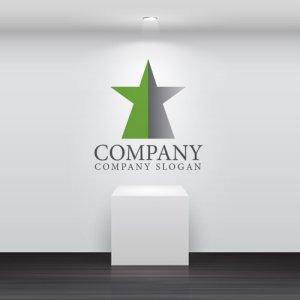 画像2: 星・三角・帽子・ロゴ・マークデザイン046