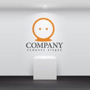 画像2: 人・輪・顔・ロゴ・マークデザイン790