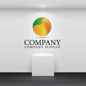 画像2: 球・3D・曲面・輝き・グラデーション・ロゴ・マークデザイン347