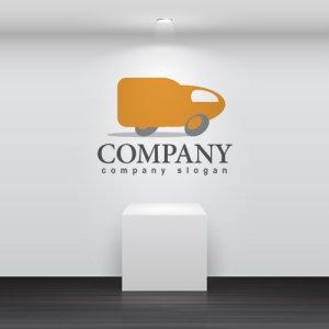 画像2: トラック・運送・配送・ロゴ・マークデザイン198