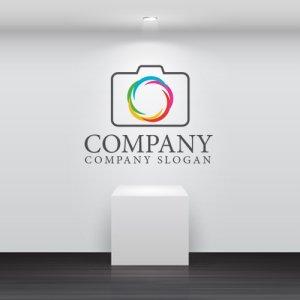 画像2: カメラ・写真・レンズ・ロゴ・マークデザイン208