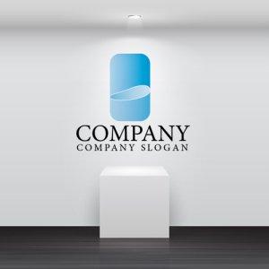 画像2: 水面・カプセル・水・タンク・ロゴ・マークデザイン682