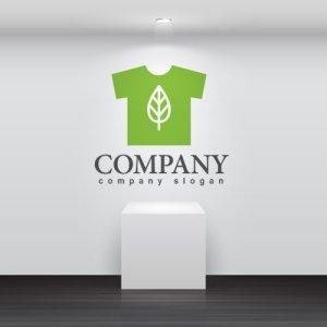 画像2: Tシャツ・葉・緑・ロゴ・マークデザイン731