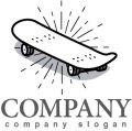 スケートボード・ロゴ・マークデザイン014