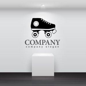 画像2: スケート・ローラースケート・ロゴ・マークデザイン016